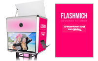 FLASH MICH Design 0,- €